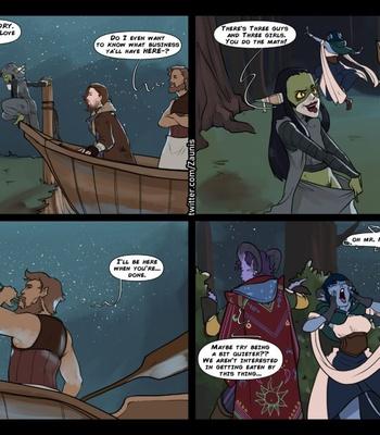 The Traveler – Jester Gets Around comic porn sex 034