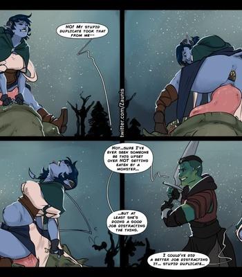 The Traveler – Jester Gets Around comic porn sex 036
