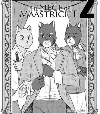 Porn Comics - The Siege Of Maastricht 2 Sex Comic