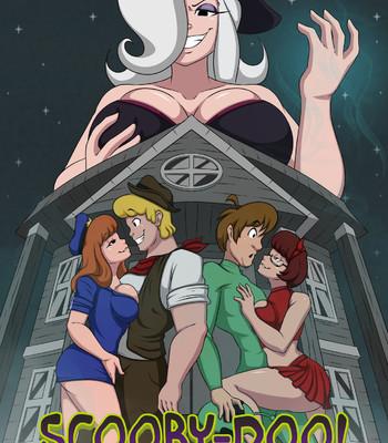 Porn Comics - Scooby Doo – The Halloween Night