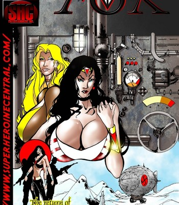 Porn Comics - American Fox – Return Of Countess Crush 2