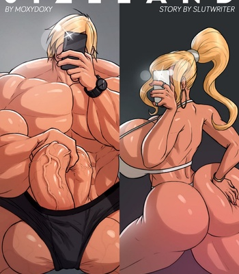 Porn Comics - SizeLand 1 – Magnus Works It Out