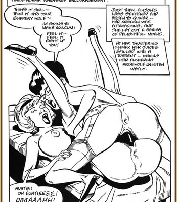 Sizzlin' Sisters 4 comic porn sex 012