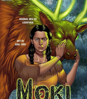 Porn Comics - 100 Ways To Become A Monster 19 – Moki