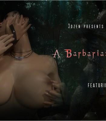 Porn Comics - A Barbarians Reward