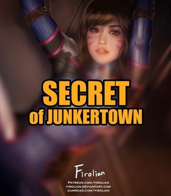 Secret Of Junkertown comic porn thumbnail 001