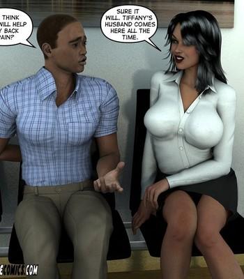 The Massage Parlor Sex Comic sex 002