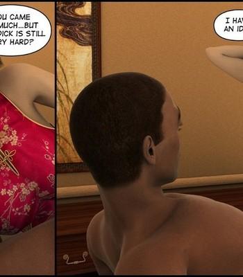 The Massage Parlor Sex Comic sex 024