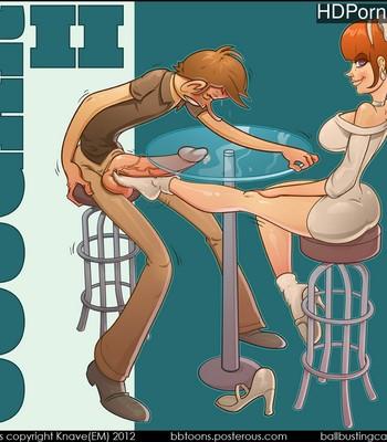 Porn Comics - The Cougar 2 Sex Comic