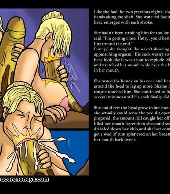 Shame 2 comic porn sex 005