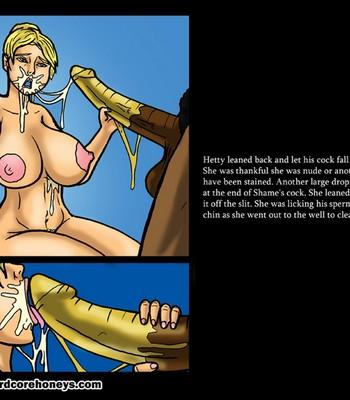 Shame 2 comic porn sex 006