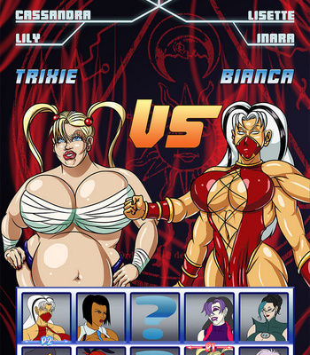 Side Dishes 5 – Futa Fighters comic porn sex 002