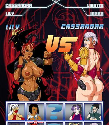 Side Dishes 5 – Futa Fighters comic porn sex 012