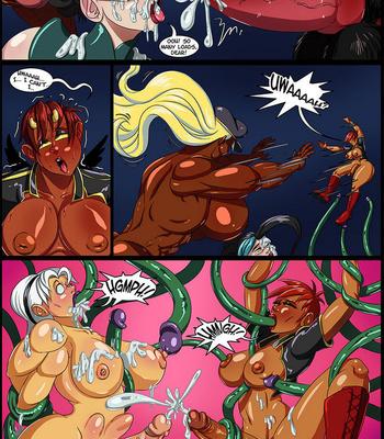 Side Dishes 5 – Futa Fighters comic porn sex 061
