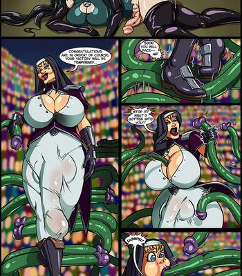 Side Dishes 5 – Futa Fighters comic porn sex 067
