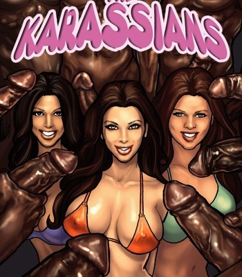 Porn Comics - Keeping It Up For The Karassians Sex Comic