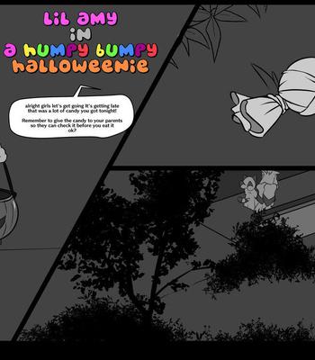Porn Comics - Lil Amy In A Humpy Bumpy Halloweenie