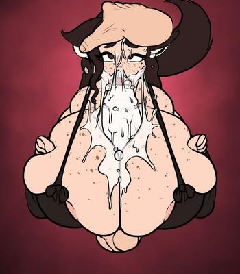 Leah's Fellatio comic porn sex 131