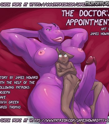 Porn Comics - The Doctor's Appointment Sex Comic