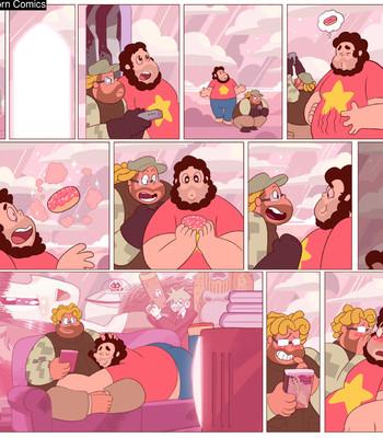 Porn Comics - Pink haze