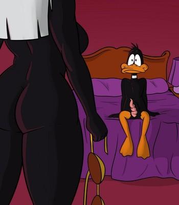 Porn Comics - Duck Dodgers