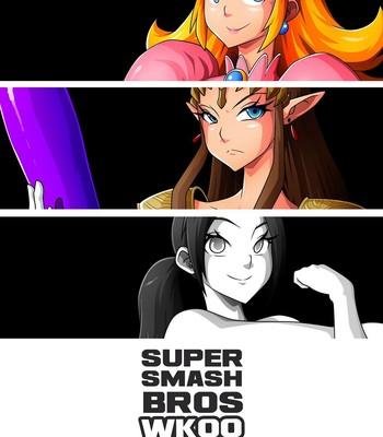 Porn Comics - Super Smash Bros 1 Sex Comic