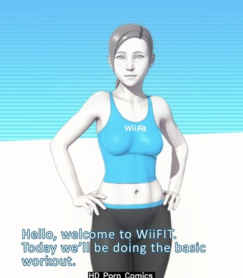 Porn Comics - Wii FIT – Basic Workout