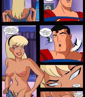 Supergirl Adventures 2 – Horny Little Girl comic porn sex 006