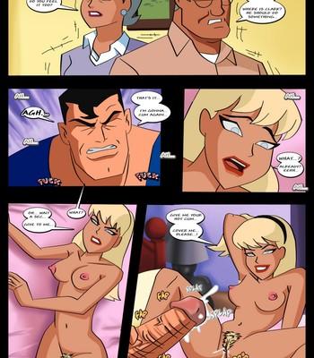 Supergirl Adventures 2 – Horny Little Girl comic porn sex 013