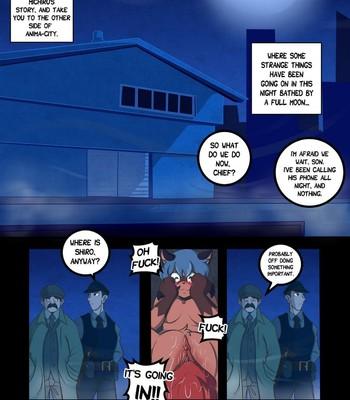 Porn Comics - Nightlife In Animacity – Halloween Side Story