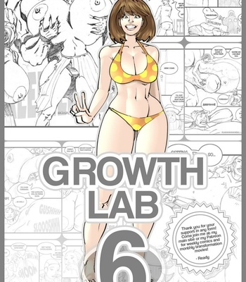 Porn Comics - Growth Lab 6 (Remastered)