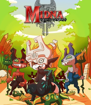 Porn Comics - Midna – Queen Of The Miniblins