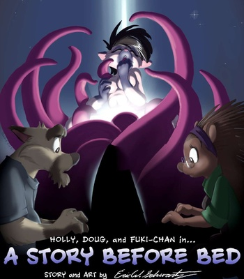 Porn Comics - A Story Before Bed