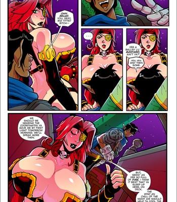 Mana World 8 – Captain Red comic porn sex 003