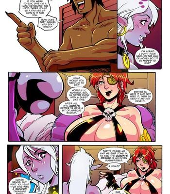 Mana World 8 – Captain Red comic porn sex 011
