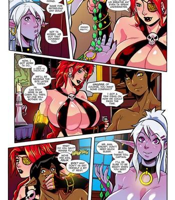 Mana World 8 – Captain Red comic porn sex 012