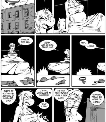 Sophie VS The Diet comic porn sex 002