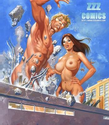Porn Comics - Magnifier 1