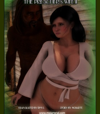 Porn Comics - The Preacher's Wife 2 Sex Comic