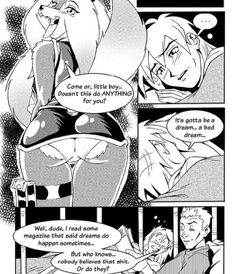 Dixie – The Long Tail Of The Law 2 comic porn sex 005