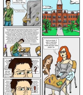 Porn Comics - Living Large