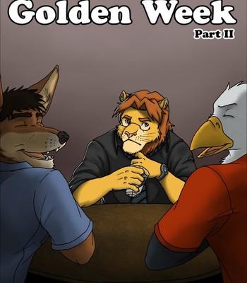 Porn Comics - The Golden Week 2 Sex Comic