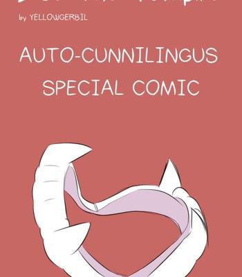 Porn Comics - Zoe The Vampire – Auto-Cunnilingus Special Comic