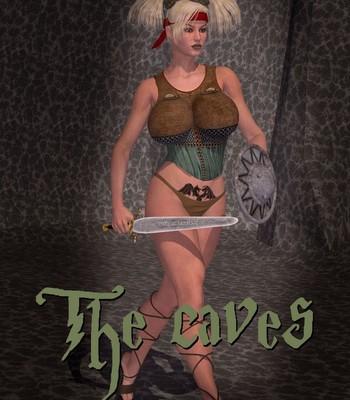 Porn Comics - The Caves Sex Comic