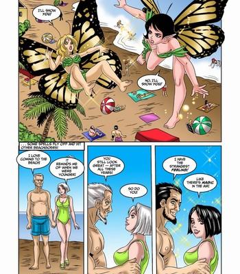 The Puberty Fairies 2 comic porn sex 026