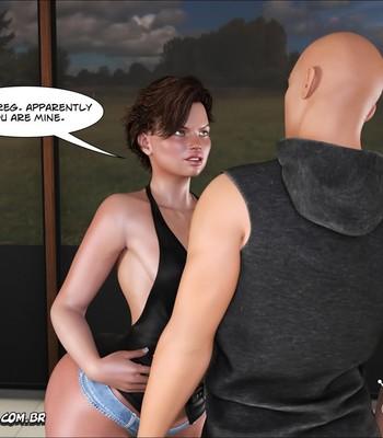 Break Party comic porn sex 037