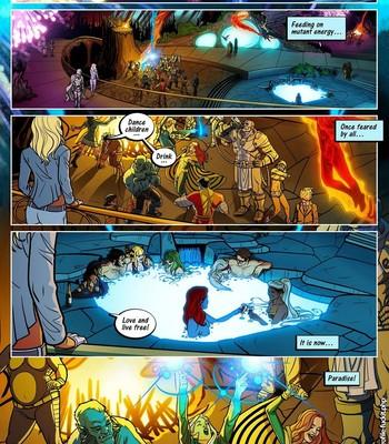 X-Men – Bacchanalia comic porn sex 002