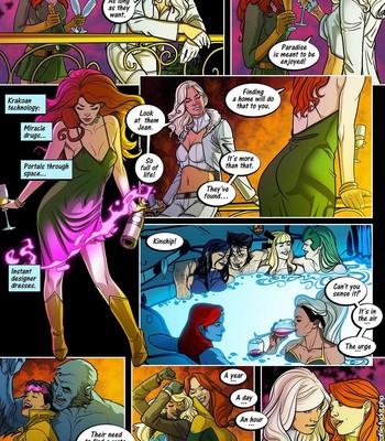 X-Men – Bacchanalia comic porn sex 003