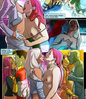 X-Men – Bacchanalia comic porn sex 006