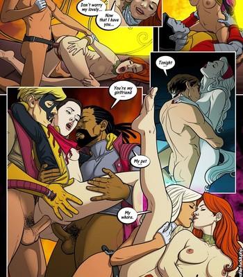 X-Men – Bacchanalia comic porn sex 012